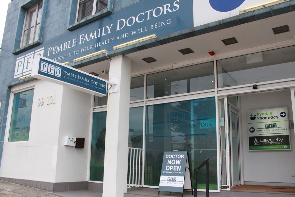 Pymble GP General Practice Doctors